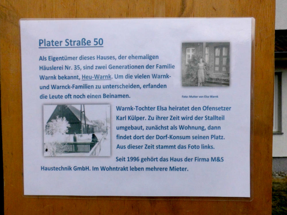 PlaterStrae50